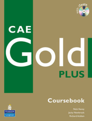 cae-gold-plus-coursebook-longman