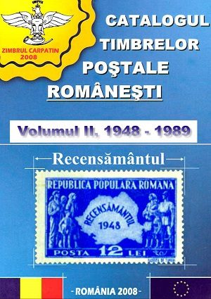 catalog timbre postale romanesti