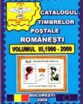 catalog timbre postale romanesti vol 3 (1990-2009)