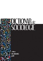 Dictionar de sociologie Univers Enciclopedic