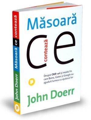 Masoara ce conteaza - John Doer